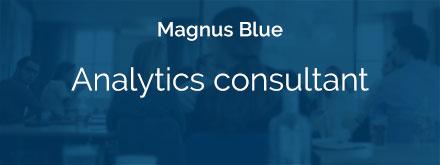 Analytics-consultant