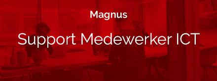 Support-Medewerker-ICT